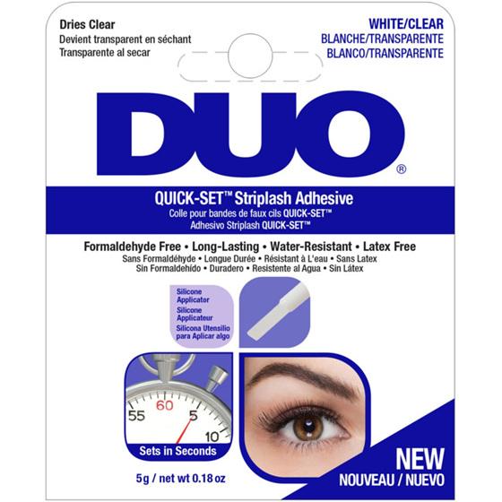 Duo Quick-SET Striplash Adhesive (NEW)