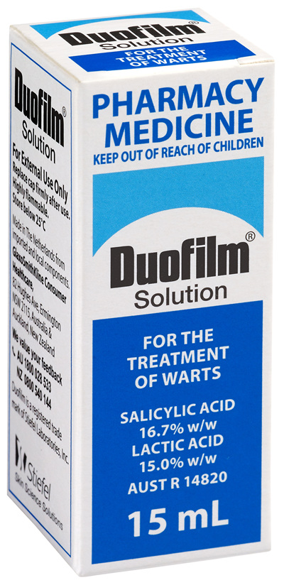 Duofilm Topical Solution 15mL
