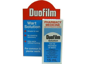 Duofilm Topical Solution Wart 15ml