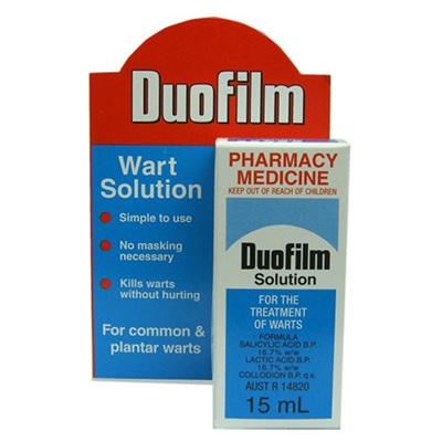 Duofilm Wart Liq Remove 15ml