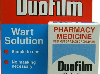 Duofilm Wart Solution 15ml