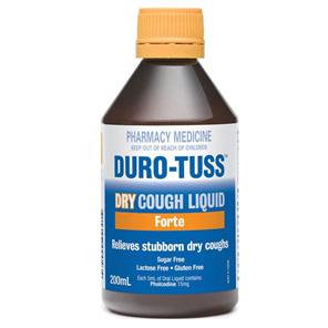 DURO TUSS DRY FORTE 200ML