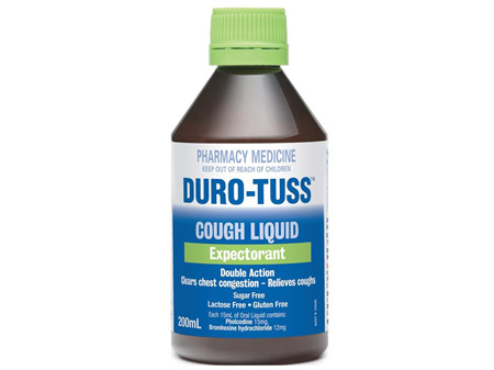 DURO-TUSS Expectorant 200ml