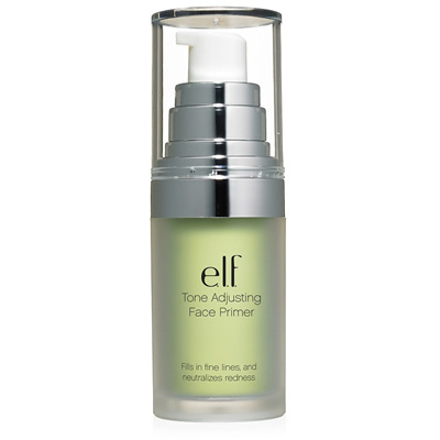 e.l.f Mineral Infused Primer Green