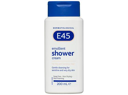 E45 Moisturising Shower Cream 200mL