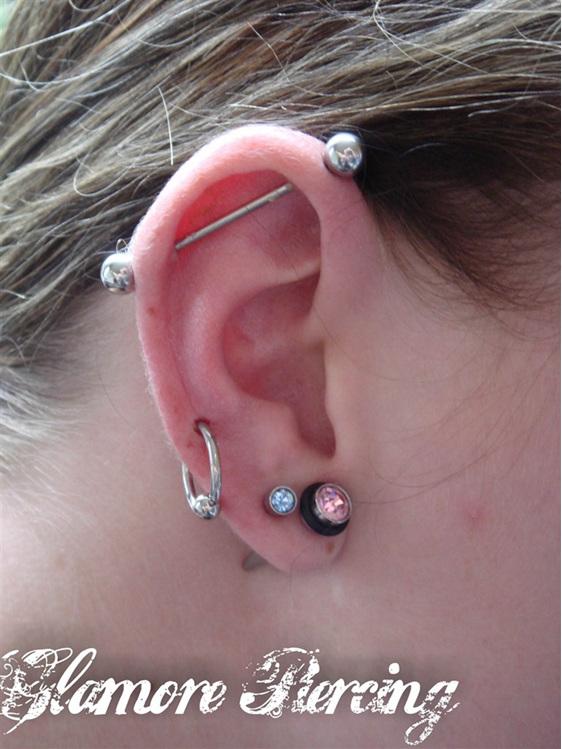 Ear Piercing Needle Glamore Piercing