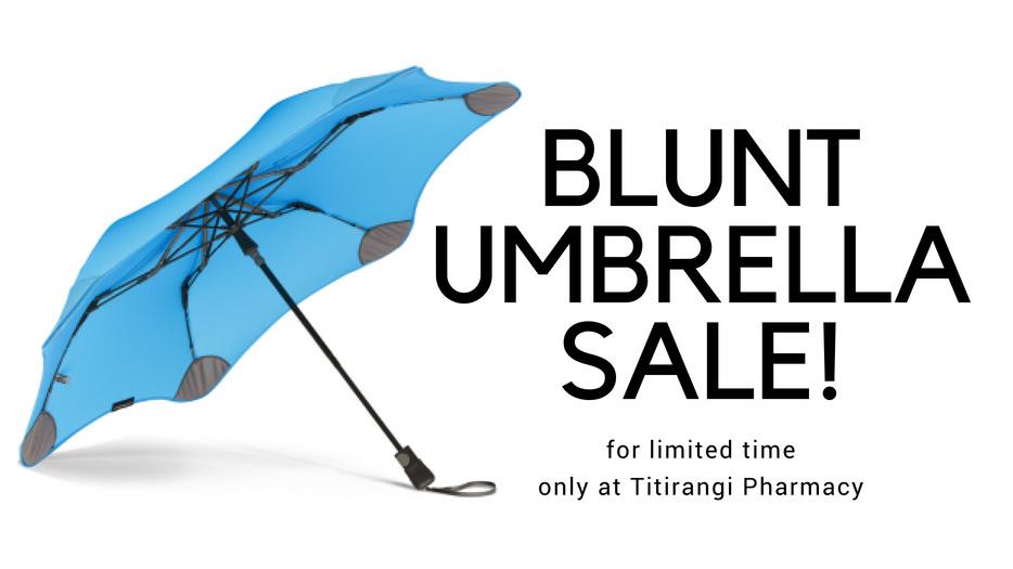Blunt Umbrella Sale