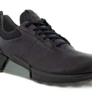 Ecco Men's Golf Biom H4 Shoe - Black
