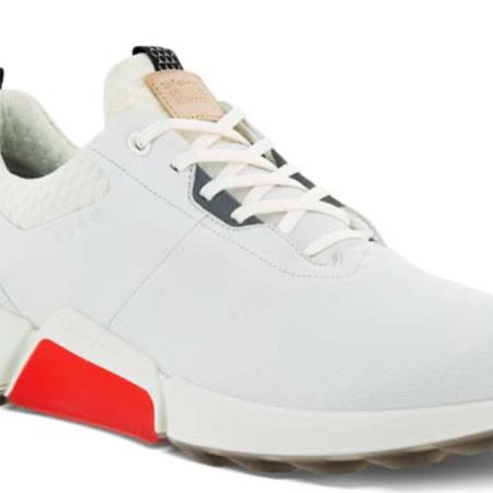 Ecco Men's Golf Biom H4 Shoe - White
