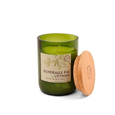 Eco Bordeaux Fig & Vetiver Candle