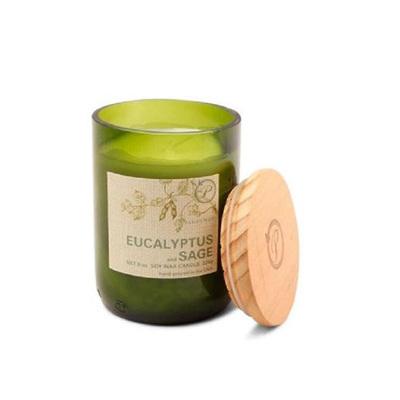Eco Green - Eucalyptus & Sage Candle 8oz