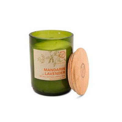 Eco  Green - Mandarin Lavender Candle 8oz