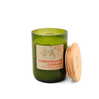 Eco Green - Pomegranate & Currant Candle 8oz