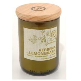 Eco Green - Verbena & Lemongrass Candle 8oz