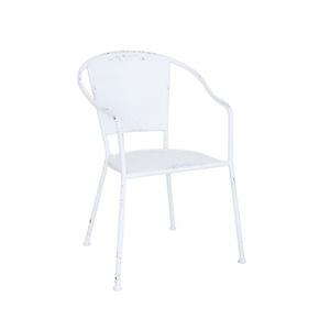 Edith Terrace Chair - White