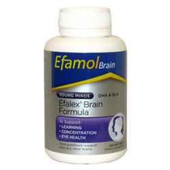 EFAMOL Young Minds Brain Form. 220