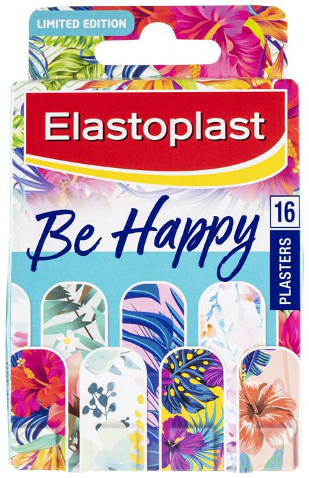 Elastoplast Be Happy 16 Pack
