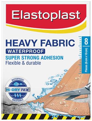 Elastoplast Extra Tough Waterproof 15 Pack