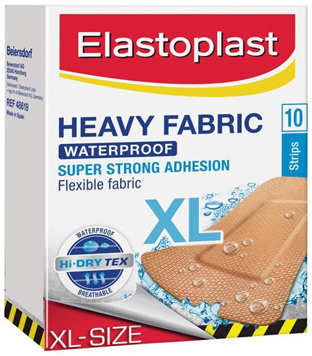 Elastoplast Extra Tough XL 10 Pack