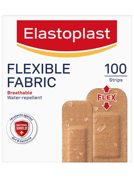 Elastoplast Flexible Fabric 100 Pack