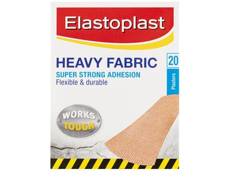 ELASTOPLAST Heavy Fabric Strips 20s
