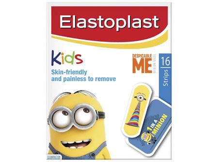 Elastoplast Kids Minions Plasters 16 Strips