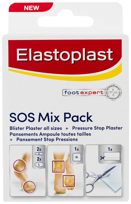 Elastoplast SOS Mix Pack