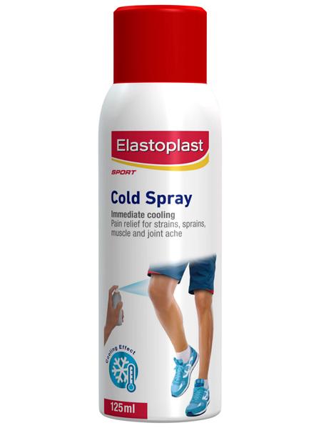 Elastoplast Sport Cold Spray 125mL