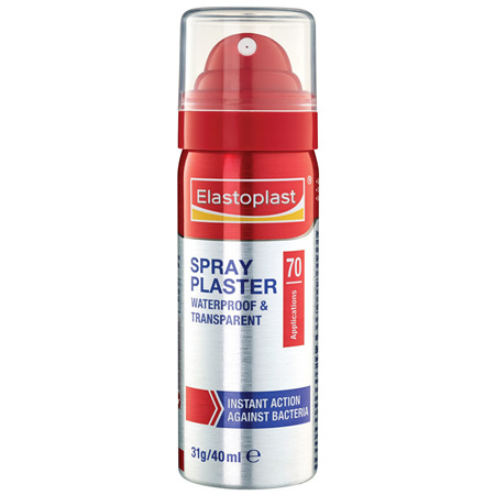 Elastoplast Spray Plaster 40mL