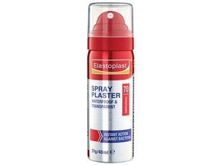 Elastoplast Spray Plaster Waterproof 40mL