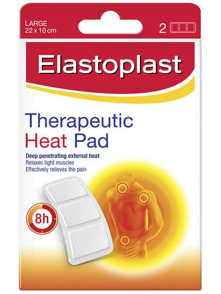 Elastoplast Therapeutic Heat Pad Large 2 Pack