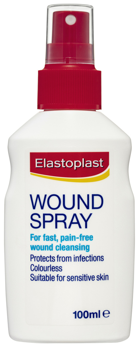 Elastoplast Wound Spray 100mL