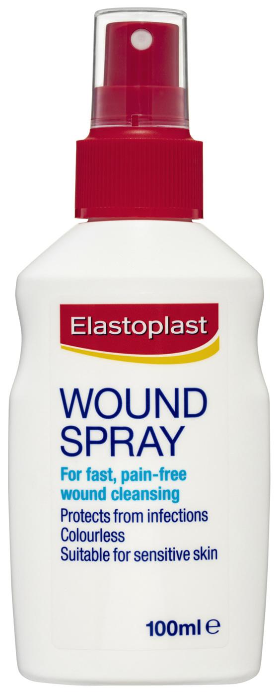 Elastoplast Wound Spray 100mL