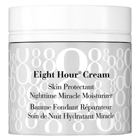 ELIZABETH ARDEN 8hr Cream Skin Protectant Night Moisturizer Lavender 45g