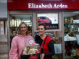 Elizabeth Arden prize winner