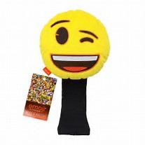 Emoji Winking Head Cover