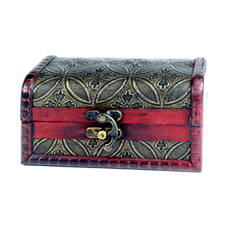 Empty 'Baroque' Dice Chest