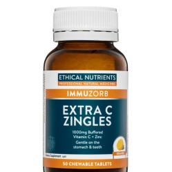 EN Extra C Zingles Orange 50tabs