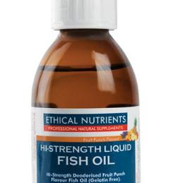 EN Hi-Strength Liquid Fish Oil 170ml