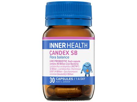 EN Inner Health Candex 30cap :