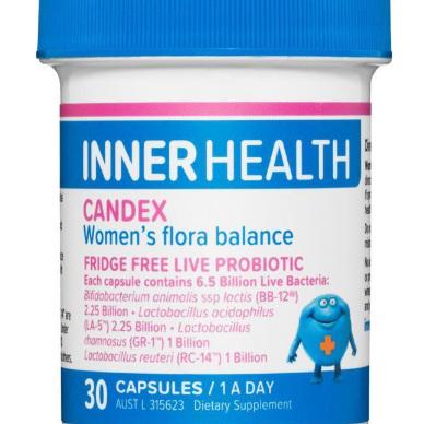 EN Inner Health Candex S 30cap