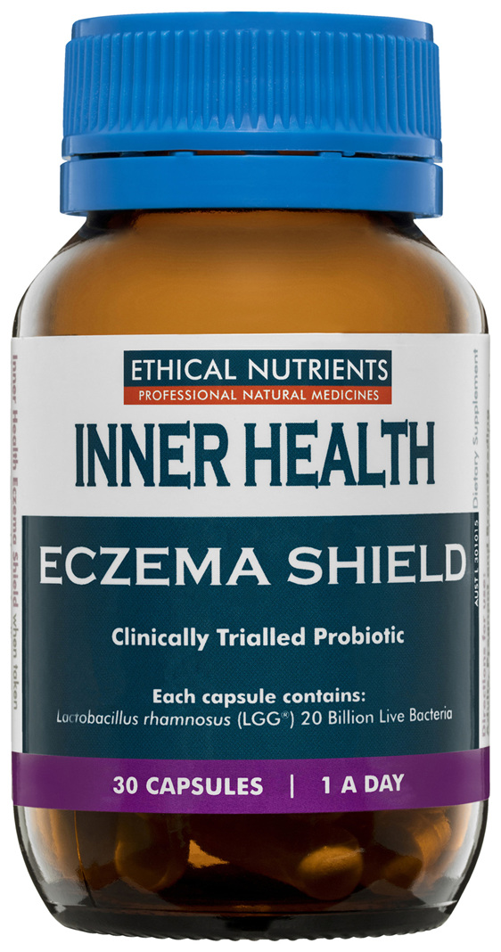 EN Inner Health Eczema Shld 30cap