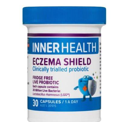 EN Inner Health Eczema Shld Shlf 30cap