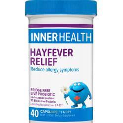 EN Inner Health Hayfever Relief 40cap