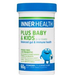 EN Inner Health Plus Baby & Kids 60g