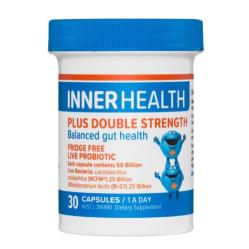 EN Inner Health Plus Double Strength 30cap