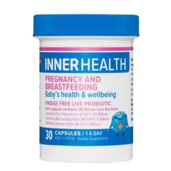 EN Inner Health Preg &B/F Shlf 30cap