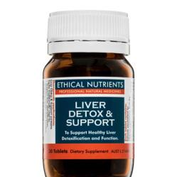 EN Liver Detox & Support 30tabs