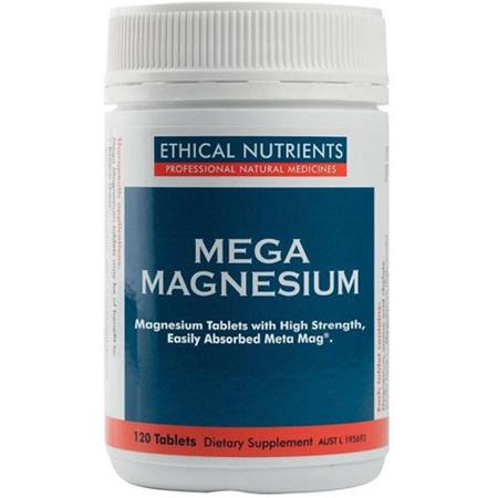 EN Mega Magnesium 120tabs