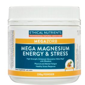 EN Mega Magnesium Energy & Stress 230g